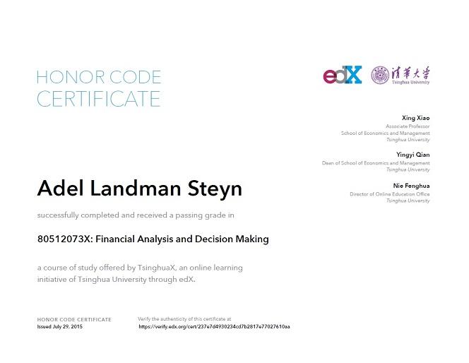 making certificates online