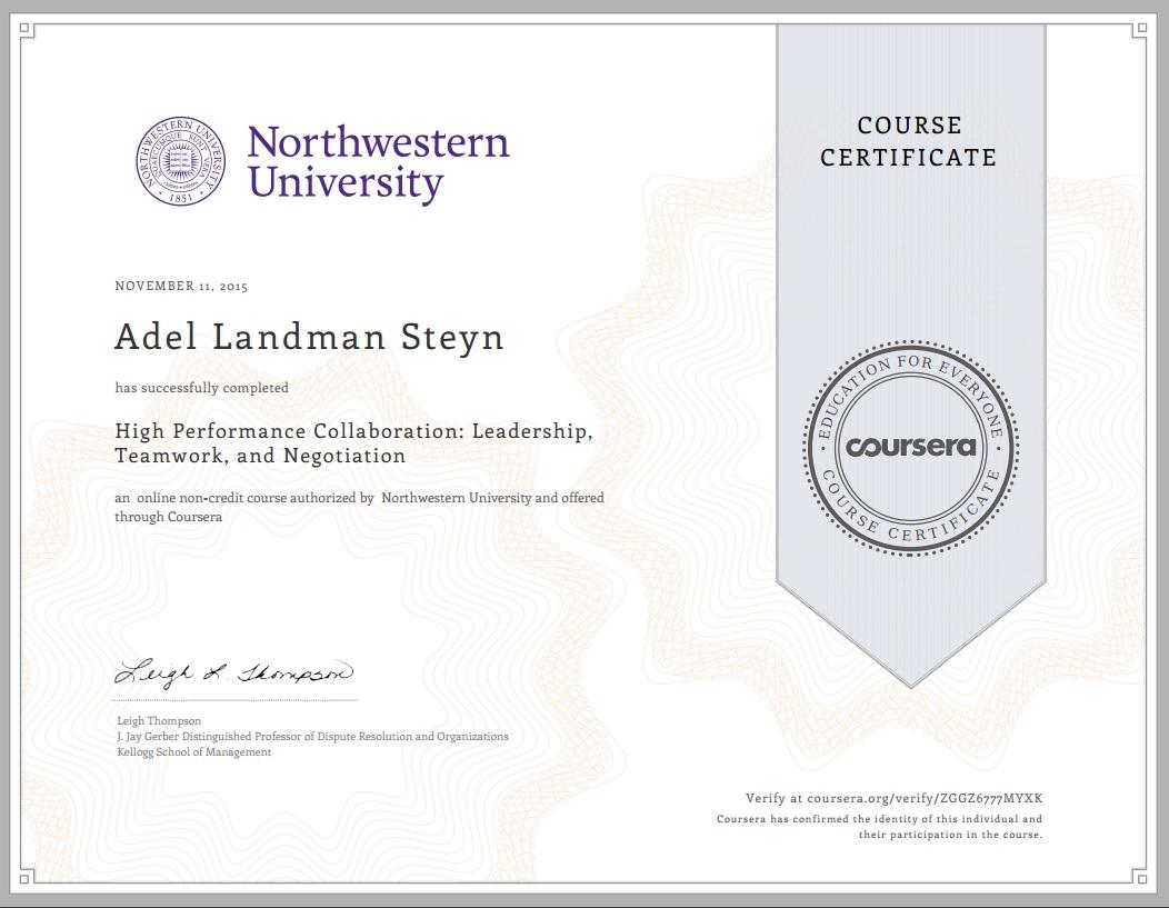 High Performance Collaboration Leadership Teamwork And